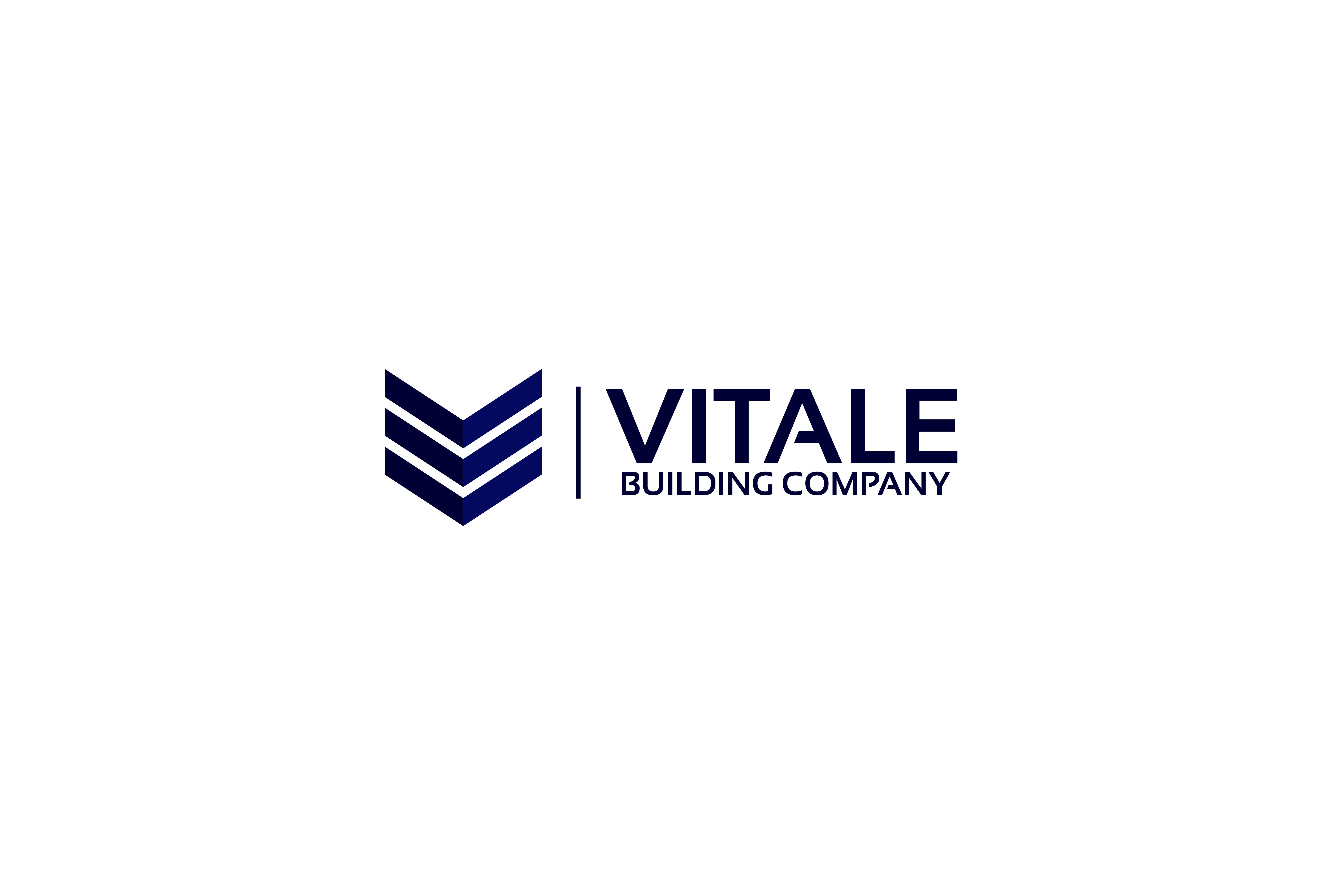 Vitale Building Company Logo